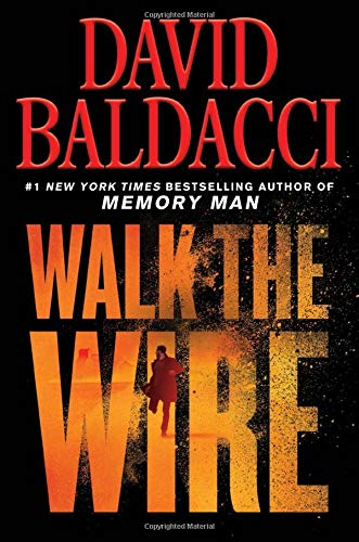 Walk the Wire (Memory Man Series)