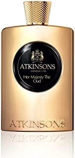 Atkinsons Her Majesty The Oud by Atkinsons for Women - Eau de Parfum, 100ml