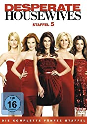 Desperate Housewives – Staffel 5 (DVD)