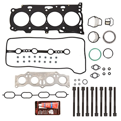 Evergreen HSHB2058 Cylinder Head Gasket Set Head Bolt