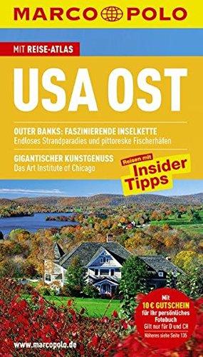 MARCO POLO Reiseführer USA Ost