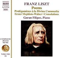 Franz Liszt: Poems
