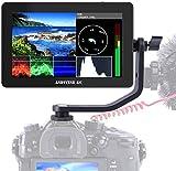 ANDYCINE A6 PLUS Type C DSLR 5.5'' 3D LUT video Monitor Assist 1920x1080 IPS Supporto 4K ingresso/uscita HDMI con braccio inclinabile e uscita di alimentazione forma d'onda, vettori
