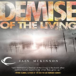 Demise of the Living audiobook cover art