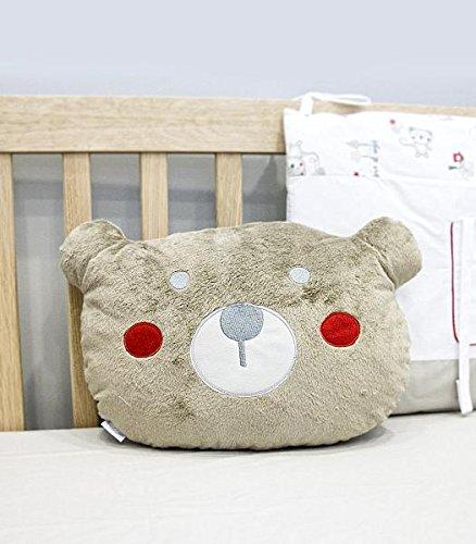 Coussin décoratif bébé Ourson Teddy