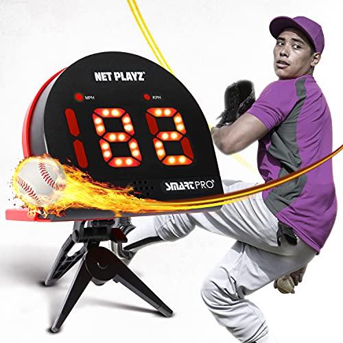 TGU Baseball Radar Guns Speed Sensors (Hands-Free) Pitch Training Aids, High-Tech Gadget & Gear