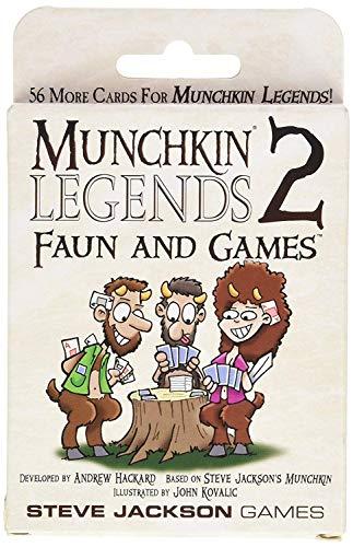 Munchkin Legends 2 Faun & Game