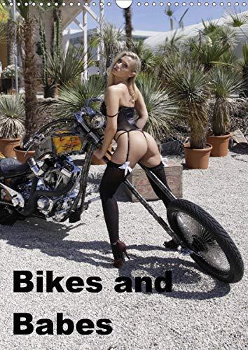 Bikes and Babes (Wandkalender 2021 DIN A3 hoch)