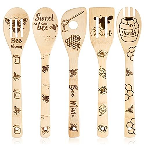 Bee Wooden Spoons Spatula