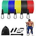 5-Pack MEITESI Stackable Resistance Bands Set