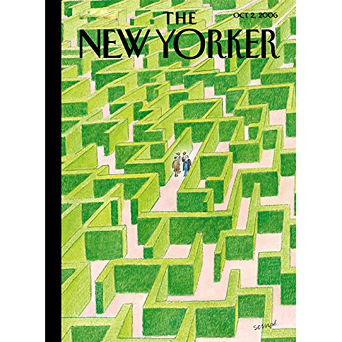 The New Yorker (Oct. 2, 2006) cover art