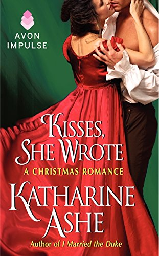 Kisses, She Wrote: A Christmas Romance (Prince Catchers Novella)