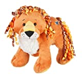 Webkinz Curly Lion Plush Toy
