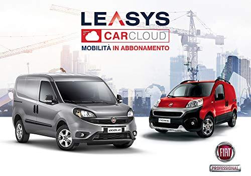Iscrizione Abbonamento Leasys CarCloud Pro Doblò, Fiorino
