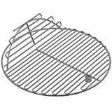 Besthouse Heavy Duty SUS304 Stainless Steel Cooking Grate Round Grill Grate Fit for Kamado Ceramic Grill,19.5-Inch