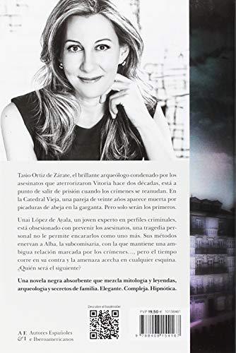 Resumen del libro de Eva García Sáenz de Urturi EL SILENCIO DE LA CIUDAD BLANCA
