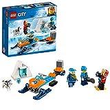 LEGO City - Les explorateurs de l'Arctique  - 60191 - Jeu de Construction