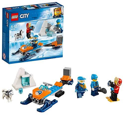 LEGO City - Ártico: Equipo de Exploración (60191)