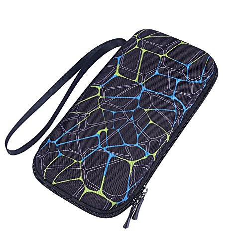 Esimen Hard Case for Texas Instruments TI-Nspire CX II/Nspire CX CAS Texas/TINSPIRECX TI-Nspir Graphing Calculator Hard Carry Bag Protective Pouch Box