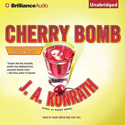 Cherry Bomb cover art