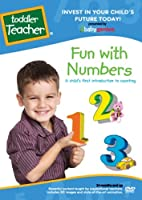 Toddler Teacher: Fun With Numbers [DVD] [Import]