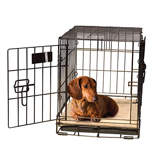 K&H Pet Products Self-Warming Crate Pad Tan Small 20 X 25 Inches