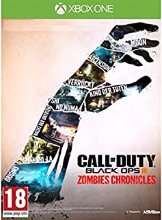 Call Of Duty Black Ops 3 Zombie Chronicles HD Edition (Xbox One) UK IMPORT REGION FREE