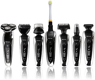 Amazon.es: Kemei - Afeitadoras eléctricas / Afeitado y depilación ...