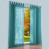 Mano trabillas cortina Bellas cortinas...