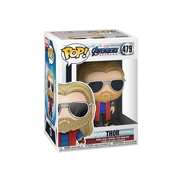 Funko Pop Thor (Los Vengadores: Endgame 479) Funko Pop Los Vengadores