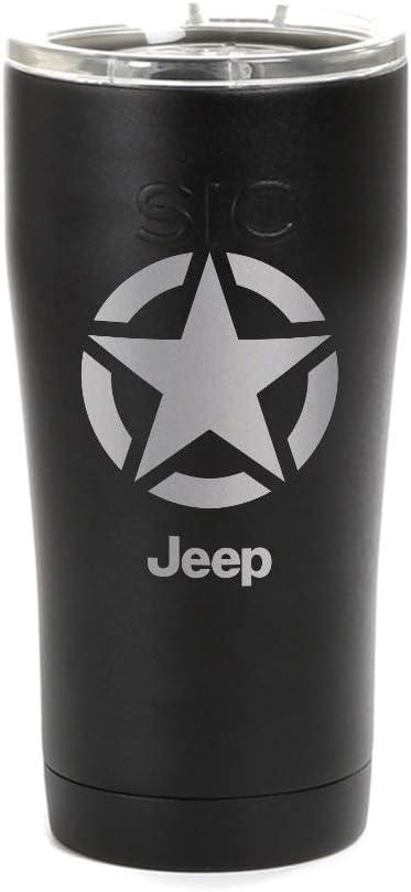Jeep 正規店 Willys Star Tumbler 限定モデル