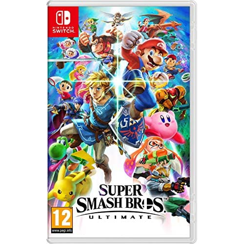 Super Smash Bros. Ultimate Nsw - Ultimate - Nintendo Switch