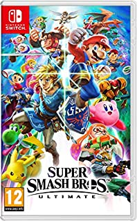 Super Smash Bros - Ultimate (Nintendo Switch) - Import anglais, jouable en français (B07BHGGHX1) | Amazon price tracker / tracking, Amazon price history charts, Amazon price watches, Amazon price drop alerts