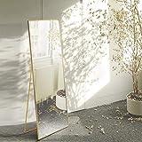 Beauty4U Full Length Mirror Floor Mirror Rectangular Hanging...
