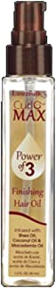Lustrasilk Curl Max Power of 3 Finishing Oil, 1.5 Ounce