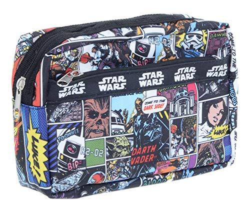 Estuche oficial Disney Star Wars estampado cómic