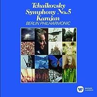 Tchaikovsky: Symphony No.5 by Herbert Von Karajan (2014-07-23)