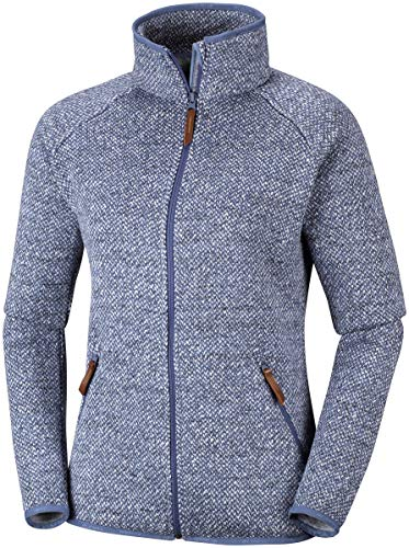 Chaqueta polar de mujer - Chilin Fleece Non Hooden de Columbia disponible en 5 colores