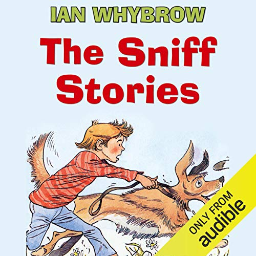 The Sniff Stories audiobook cover art