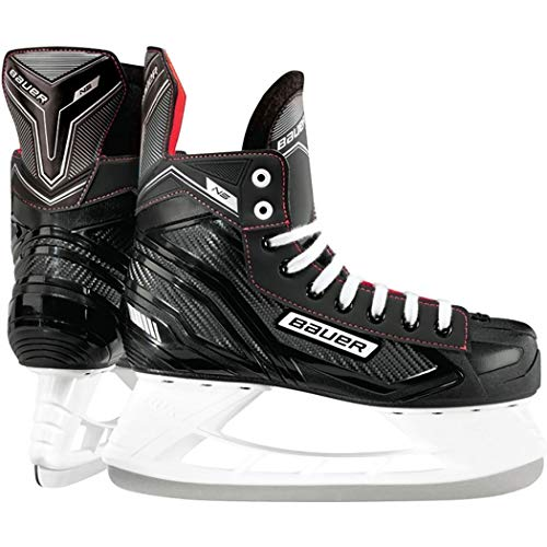 Bauer NS Skate Senior, Black, 7 R