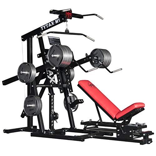 TYTAX M1Ultimate Home multi palestra macchina attrezzature fitness Best Pro allenamento con pesi Bench