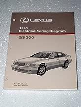1996 Lexus GS300 Electrical Wiring Diagrams
