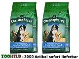 2x 12kg | allco | Christo pherus Adulto perro Aves + Cordero + EI + Arroz