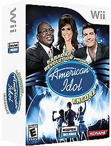 Wii Karaoke Revolution Presents: American Idol Encore