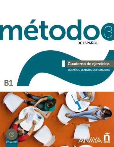 Metodo de espanol: Cuaderno de ejercicios + CD (B1)