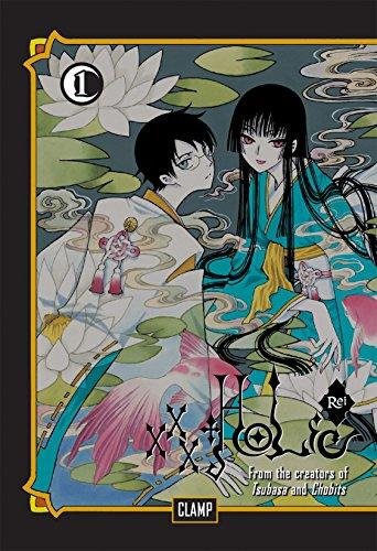 xxxHOLiC Rei Vol. 1 (English Edition)