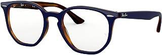 RX7151F Asian Fit Hexagonal Eyeglass Frames