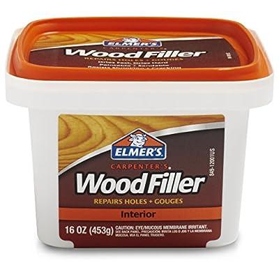 Elmer's Carpenter's Wood Filler 1-Quart