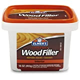 Best Wood Fillers - Carpenter's Wood Filler, Interior Only, 16 Ounces, E849D8 Review