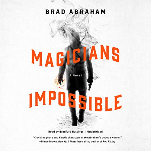 Magicians Impossible audiobook cover art
